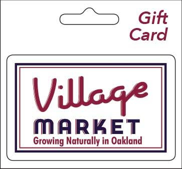 NEW! Village Market Gift Cards
