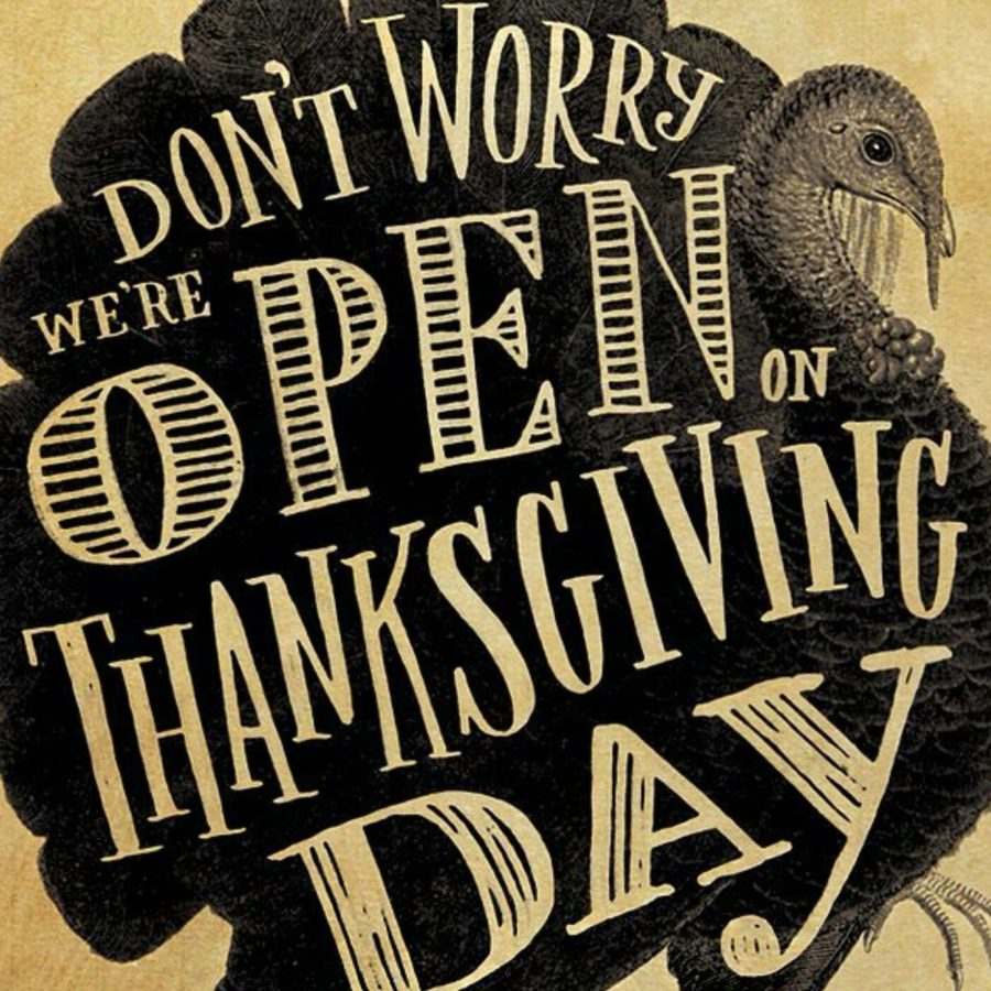 We are open 8am-3pm on Thursday 11/22 for you!